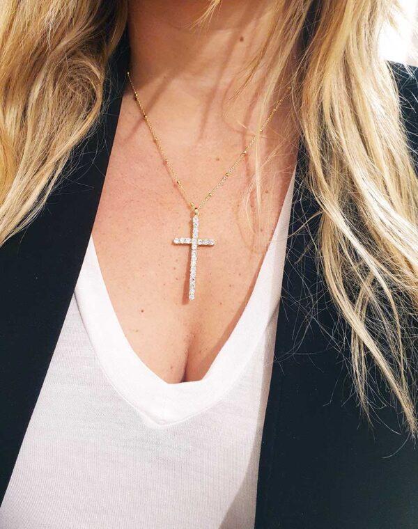 cruz fina