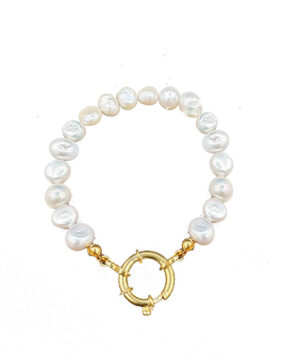 pulsera de perlas