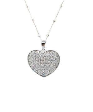 collar coeur