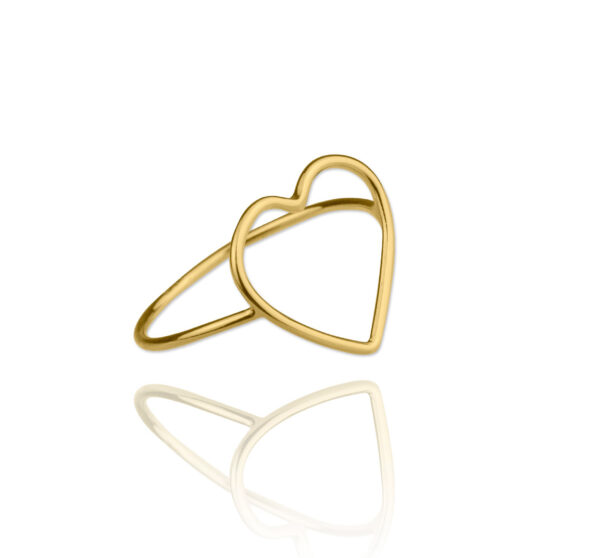 anillo coeur