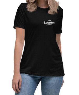 camiseta logo pequeño