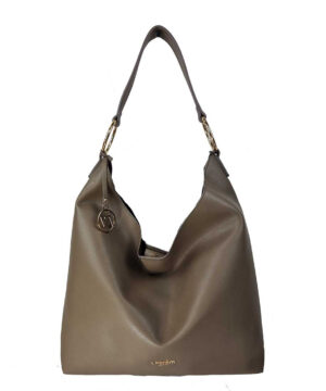 Bolso Rue Vivienne taupe